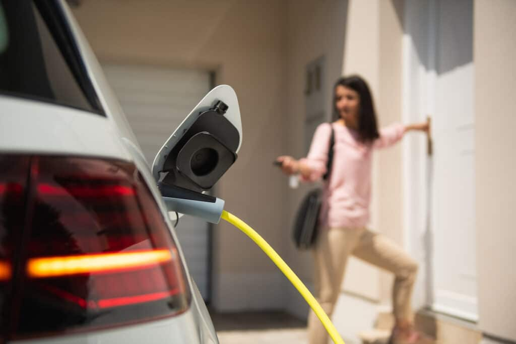 Domestic Electric Car Chargers
